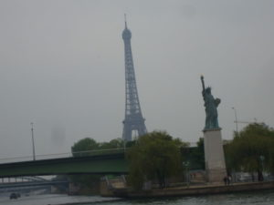 Time laps video of seine
