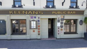 Keenan's gastro pub in Tarmonbarry on the river Shannon