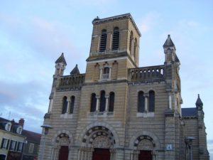 Digoin church