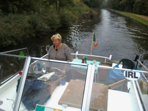 Marion on the Roanne canal