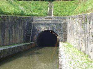 Mauvages tunnel