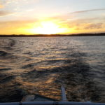 Sunset on Lough Garadice
